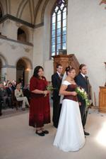 U oltáře se svědky