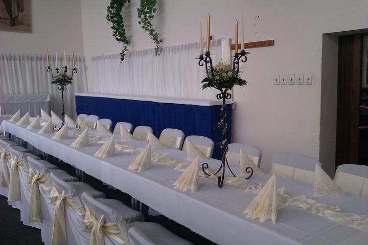 Svadby - svadba v SLUK Rusovce -  ab92e80f582