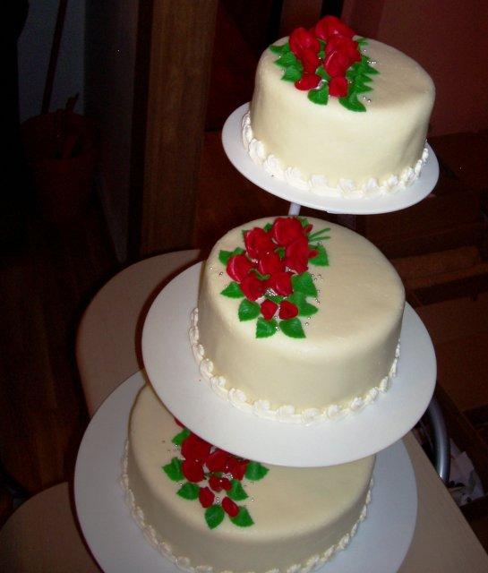 27.10.2007 M+M - To je můj dortík