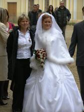 Moje kámoška a budoucí nevěsta :-)