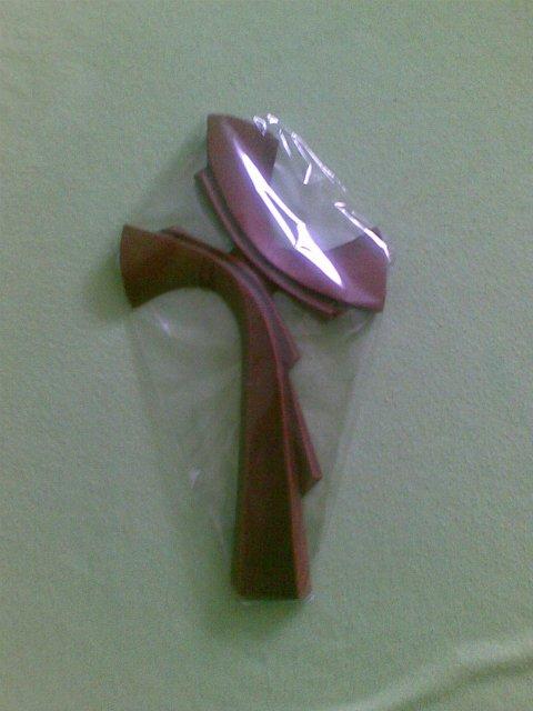 2.10.2010 - náš krížik (ešte zabalený)