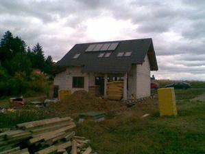 27.9. položená střecha a soláry