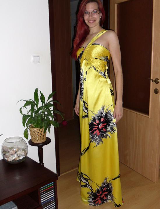Óóó šaty ... - Moje popolnočky - JUPÍ :)  a prišli až z Brazílie :)