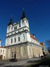 Zmena kostola - Katedrála sv. Jána Krstiteľa