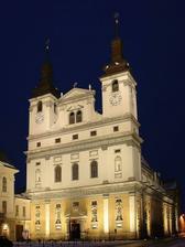 Katedrála večer