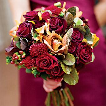 Big day - nice flowers