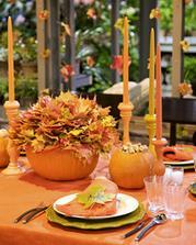 ....pumpkins...