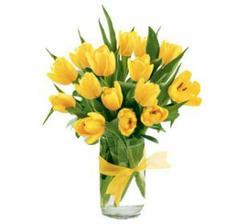 přemýšlím nad kyticí z růžiček v kombinaci s tulipány