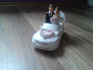jak jinak než BMW cabrio....Naše svatební vozy