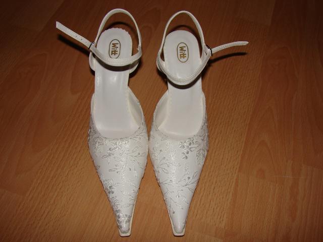 Inšpirácie a skutočnosť - moje topánočky