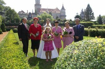 Rodina Hlávkova
