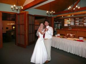 Taneček s manželem