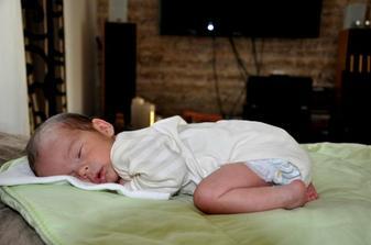 Plod našej lásky-Goran, narodil sa 13.1.2009
