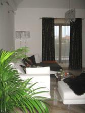obývačka cez deň