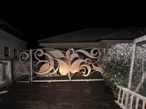 Náš bungalov - naša bránka v zime
