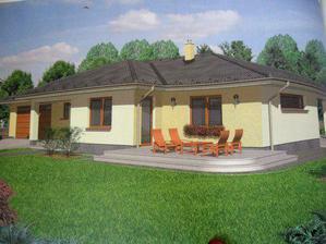 grafická úprava zadnej časti domu