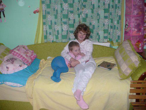 Náš dom - láska súrodenecká
