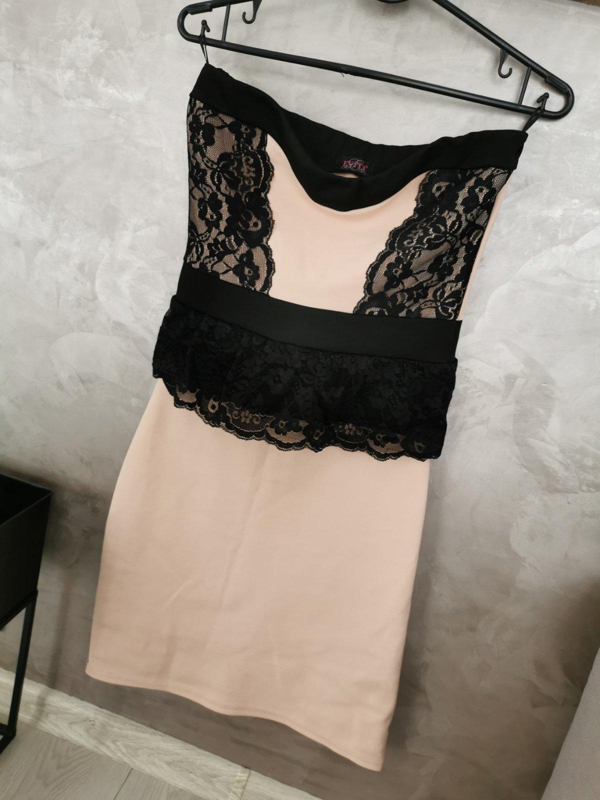 Koktailove šaty  - Obrázok č. 1