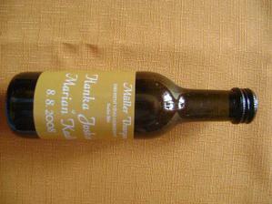 dárkové vínko