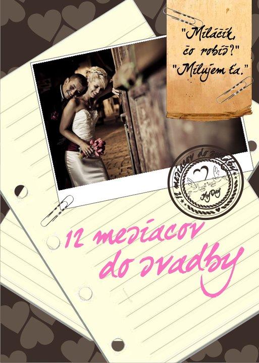 Tešíme sa... - svadobný sprievodca...dar od mojej maminky