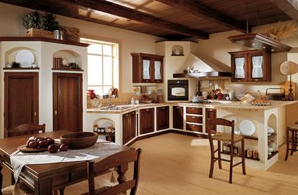 Zděné kuchyně - Obrázek č. 9