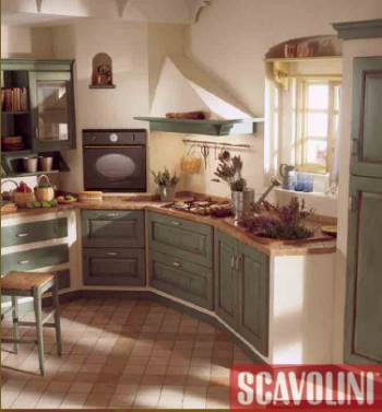 Zděné kuchyně - Obrázek č. 17