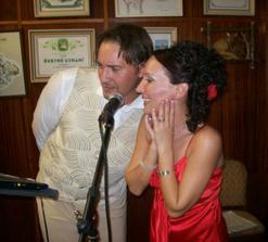 ...také jsme zazpívali