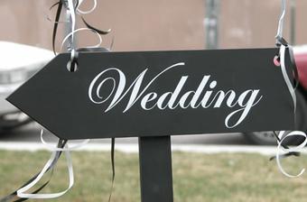 kdyby hoste zapomneli kde je svatba :.))