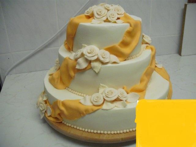 Ako by to mohlo vyzerať..... - prekvapenie pre hostí - syrová torta