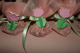 dárečky s tulipánkem