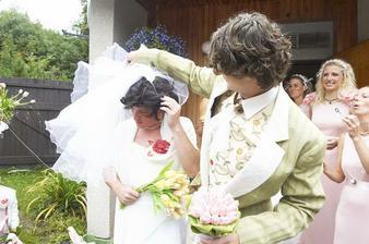 Falešná nevěsta, kamarád Matěj :-)