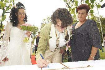 podpis manžla