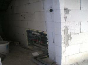 regulace podlahového topení - připraveno:-)