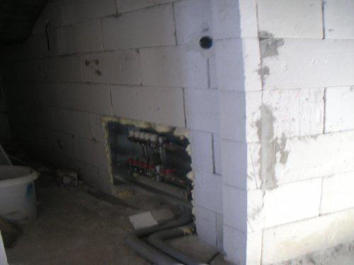 Začínáme....:-) - regulace podlahového topení - připraveno:-)