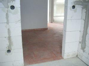 první dlažba v domě - Gobelino (Rako)