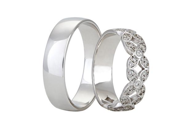 Prstýnky - Rýdl-snubní prsteny