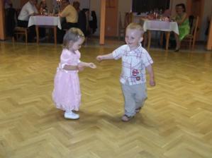 najmladší párik na svadbe