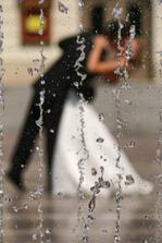 ešte jedna vo fontáne,od Lucky a Ferka:)