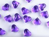 Srdce fialové,