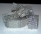 Diamantový ( štrásový) pás,