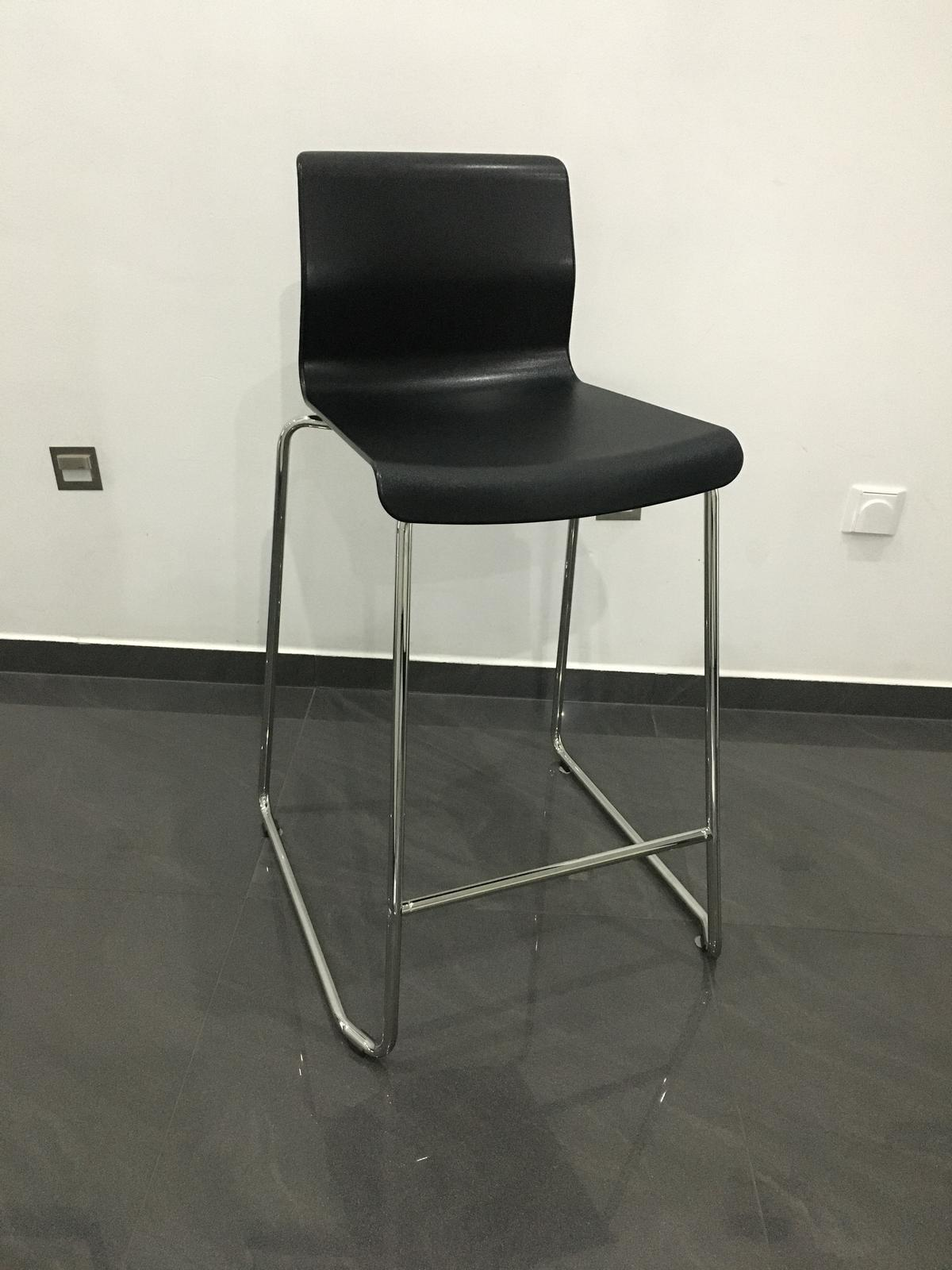 Barová stolicka z Ikei glenn - Obrázok č. 1