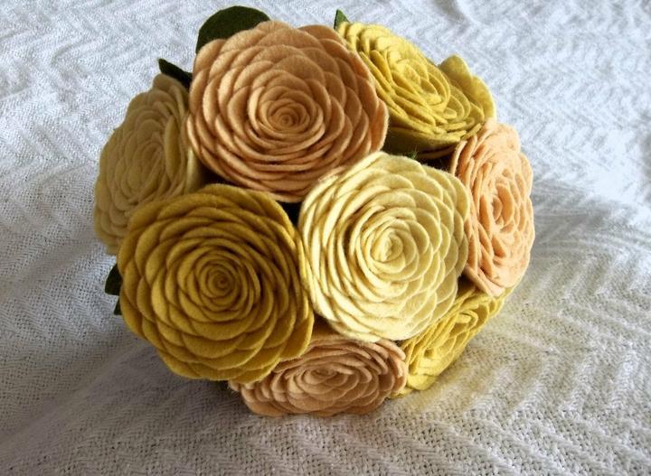 Svatební kytice, která neuschne :-D - Obrázek č. 67