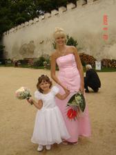 moje svědkyně a dcerka