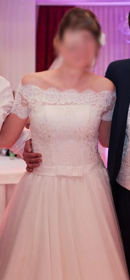 nádherné svadobné šaty, zn. Tina Valerdi - Obrázok č. 2