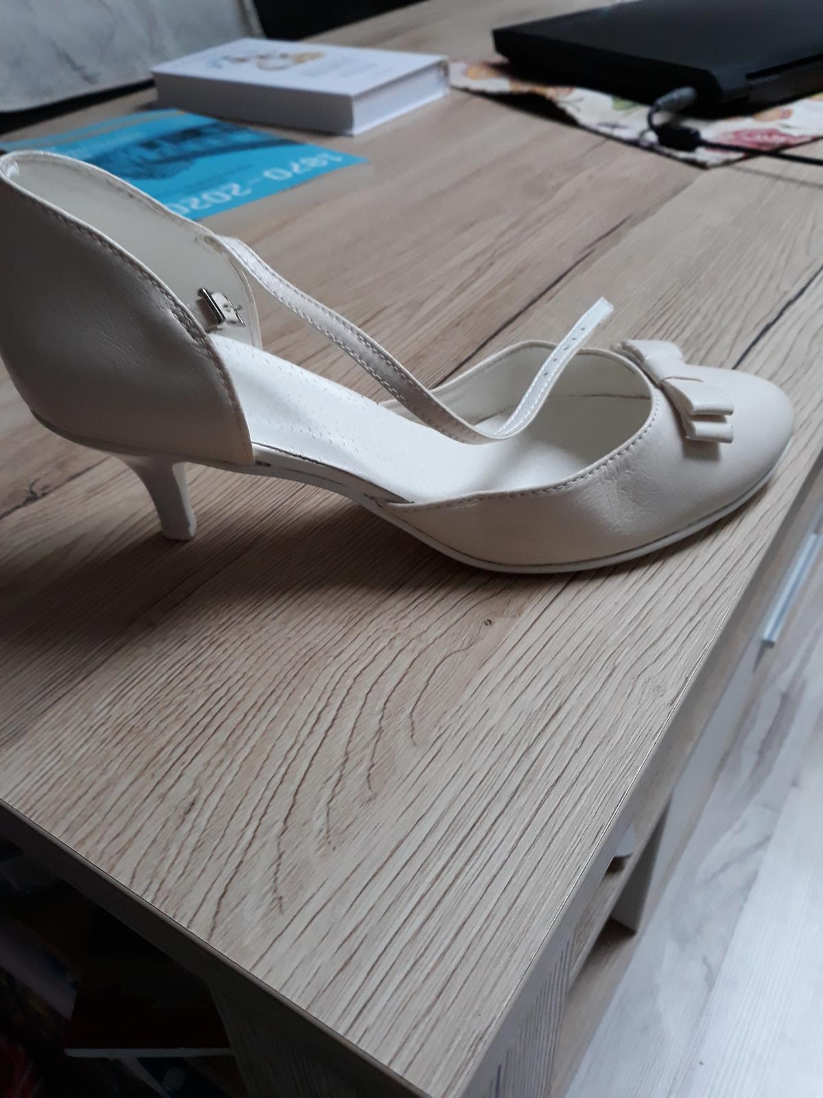 Svadobne topánky  - Obrázok č. 4