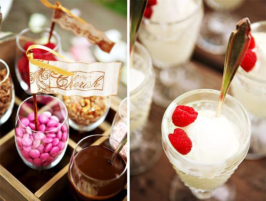 Skvelé nápady - na sladky stolik
