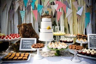 Skvelé nápady - sladky stolik by som chcela..to je perfektne!!
