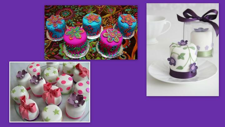 Úžasné minicakes - Obrázok č. 11