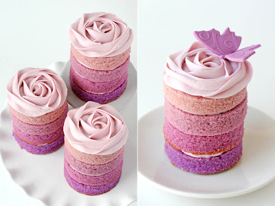 Úžasné minicakes - Obrázok č. 20