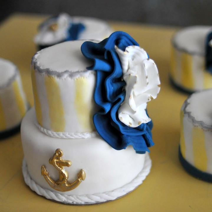 Úžasné minicakes - Obrázok č. 34